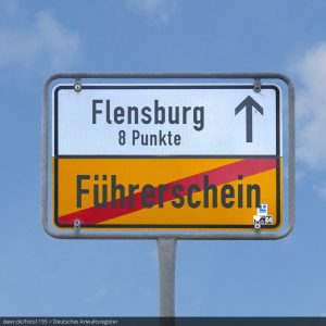 Symbolbild: Führerscheinentzug